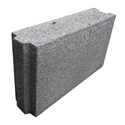 Стеновой керамзитобетоный блок 300х200х400 мм