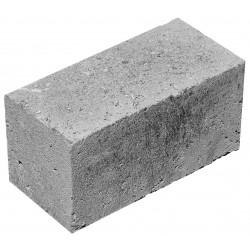 Стеновой полнотелый шлакоблок 390х190х190 мм