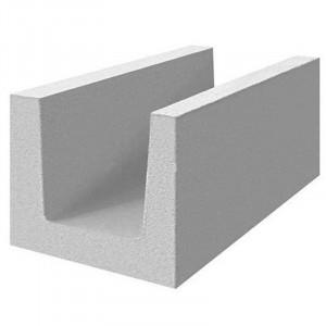 Стеновой полнотелый газоблок ПЗСП D300 размером 200х400х600 мм