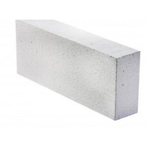 Стеновой полнотелый пеноблок D500 размером 200х300х600 мм