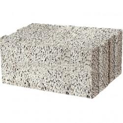 Стеновой керамзитобетоный блок 400х400х200 мм
