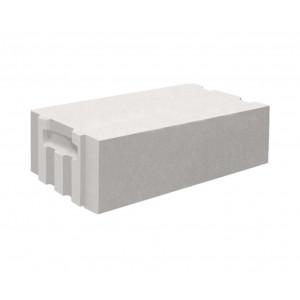 Перегородочный полнотелый газоблок Теплит D600 размером 625х250х100 мм