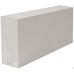 Газосиликатный блок Поревит D500 600х250х150 мм