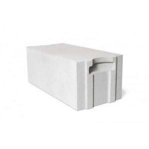 Стеновой полнотелый газоблок Экотон D500 размером 200x250x600 мм