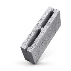 Стеновой керамзитобетоный блок 500х300х188 мм