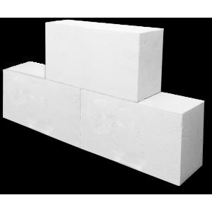 Стеновой полнотелый газоблок Экотон D500 размером 600х400х250 мм