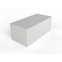 Стеновой пеноблок 200х400х600 мм полнотелый D200