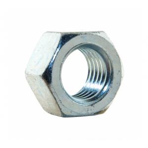 Гайка М14 оцинкованная шестигранная Крепстандарт DIN 934