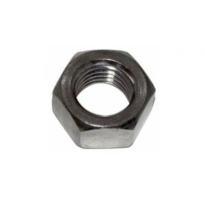 Гайка М6 из нержавеющей стали шестигранная А2 КРЕП-КОМП DIN 934