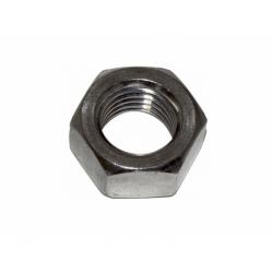 Гайка из нержавеющей стали шестигранная А2 М14 КРЕП-КОМП 100 шт.