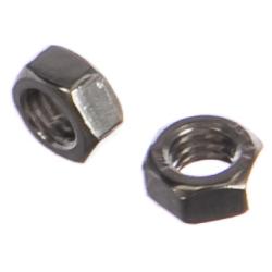 Гайка из нержавеющей стали шестигранная А2 М5 КРЕП-КОМП 100 шт.