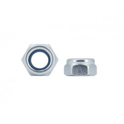 Гайка с нейлоновым кольцом М4 TECH-KREP 1000 шт.