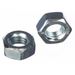 Гайка М10 оцинкованная шестигранная TECH-KREP DIN 934
