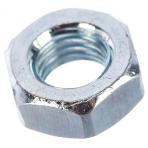 Гайка М10 шестигранная Качественный крепеж DIN 937