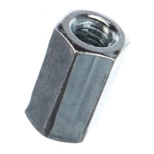 Гайка М10 оцинкованная удлиненная КРЕП-КОМП DIN 6334