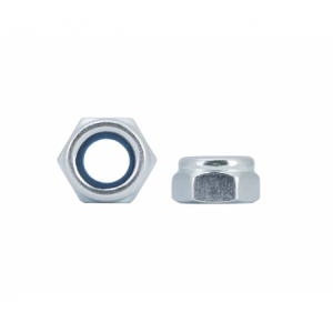 Гайка М20 с нейлоновым кольцом TECH-KREP DIN 985