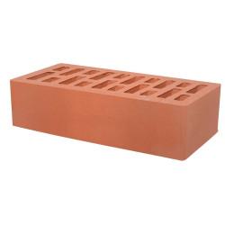 Керамический облицовочный одинарный кирпич ВВКЗ М-150 персик