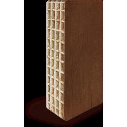 Гололобовский керамический рядовой полнотелый одинарный кирпич М-100